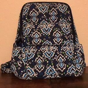 Gently used Vera Bradley backpack